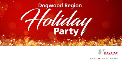 Join us for the 2019 Dogwood Region Holiday Party!