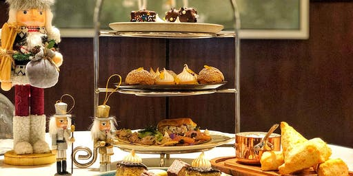 Festive Nutcracker High Tea at Fairmont Winnipeg