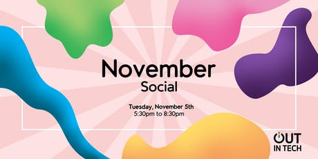 Out in Tech PDX | November Social tickets