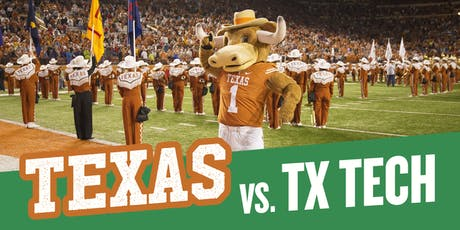 Texas Exes-Texas vs. Texas Tech tickets