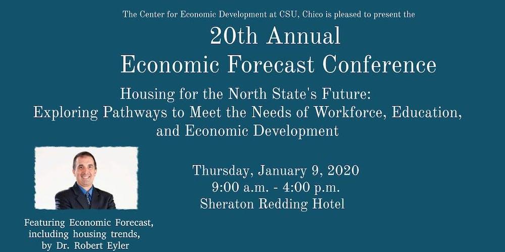 Economic Trends 2020.2020 Economic Forecast Conference Registration Thu Jan 9