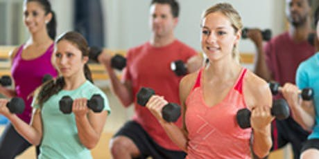 Ultimate Full Body Conditioning Class tickets