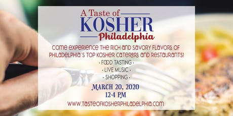 A Taste of Kosher Philadelphia tickets