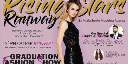 Rising Stars Runway Fashion Show by Maria Bonita Modeling
