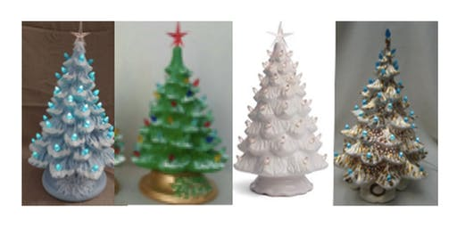 Shine Bright This Holiday Season with Lighted Tree Painting Events