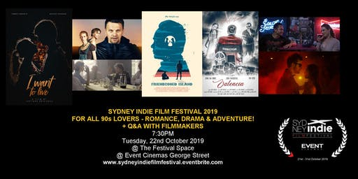 Sydney Indie Film Festival 2019 – For all the 90s Lovers