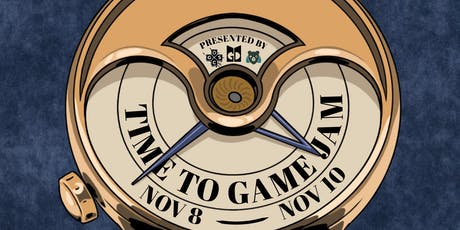 Time to Jam - GADEC Fall Game Jam tickets