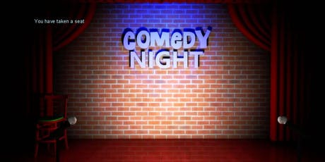 Westwood Band Comedy Night billets