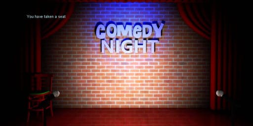 Westwood Band Comedy Night