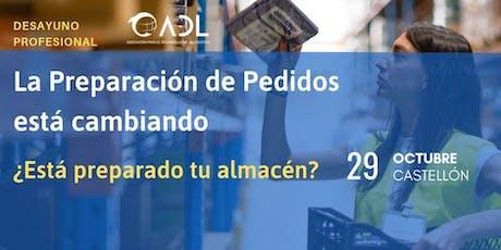 LA PREPARACIÓN DE PEDIDOS ESTÁ CAMBIANDO, ¿ESTÁ PREPARADO TU ALMACÉN? entradas