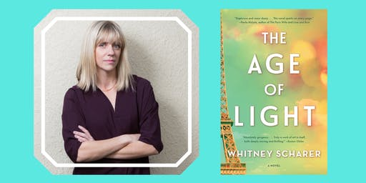 Delicious Discussions with Whitney Scharer (The Age of Light)