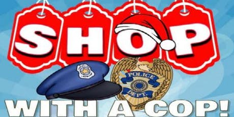 Shop With a Cop - Winter Party tickets