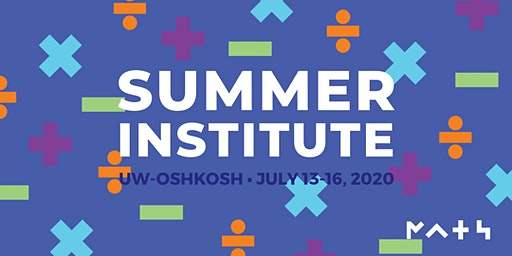 Summer Institute: UW-Oshkosh