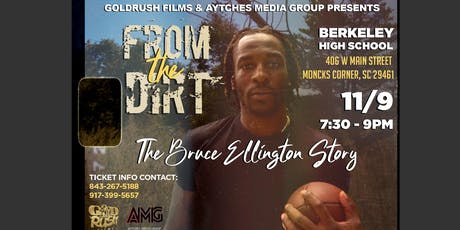 """From the Dirt"" The Bruce Ellington Story premiere tickets"
