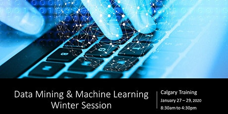 Data Mining and Machine Learning Course tickets