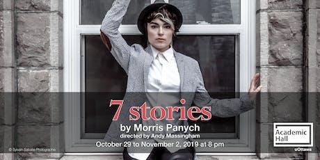 7 Stories tickets