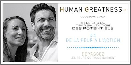 Séminaire #4 - De la peur à l'ACTION - Paris billets
