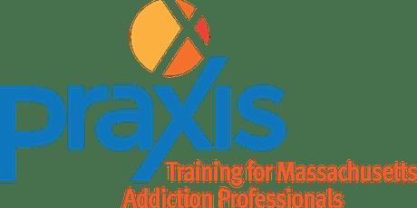 Praxis Regional Training: Boston MA: HIV/AIDS Care Integration tickets