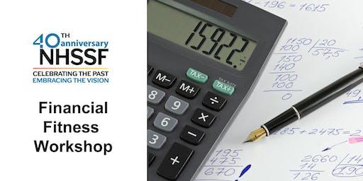 Miami-Dade Financial Fitness Workshop 11/2/19 (English)
