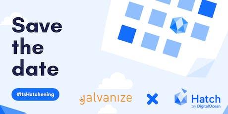 DigitalOcean Lunch & Learn Galvanize tickets