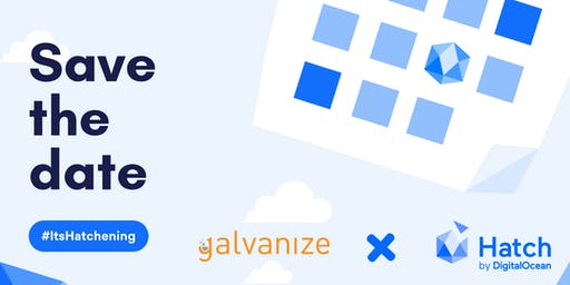 DigitalOcean Lunch & Learn Galvanize