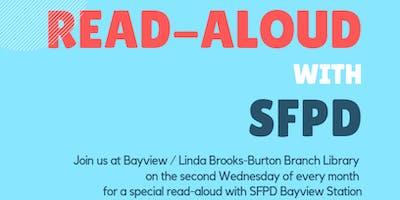 Read-Aloud with SFPD