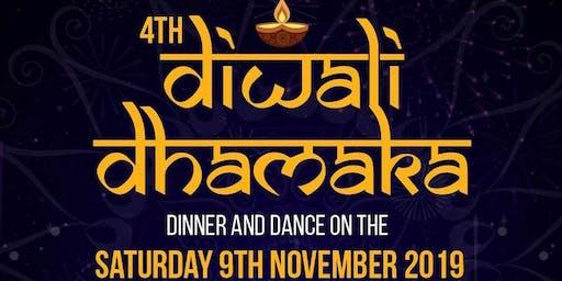 DIWALI DHAMAKA  DINNER AND DANCE 2019 -See Rameet Sandu Live!!!