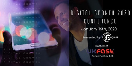 Digital Growth 2020 Conference tickets
