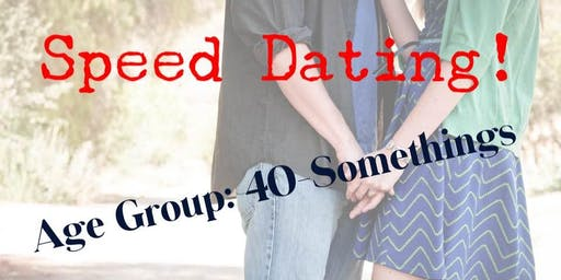 Speed Dating: 40's