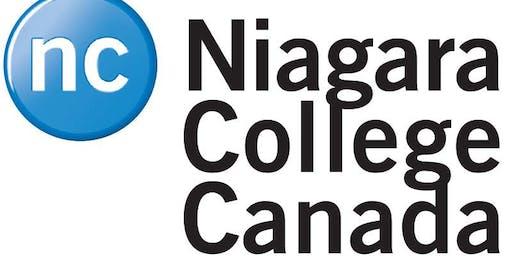 KOM Consultants Pathways Visit at Niagara College NOTL Campus