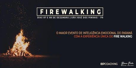 Fire Walking ingressos