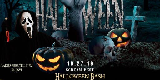 Scream Fest Halloween Party At Volume Lounge