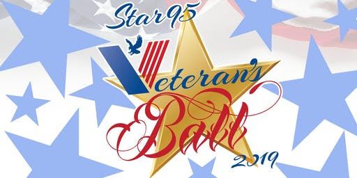 2019 STAR 95-9 Veteran's Ball