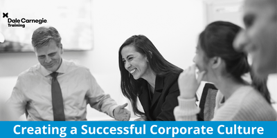 Creating a Successful Corporate Culture