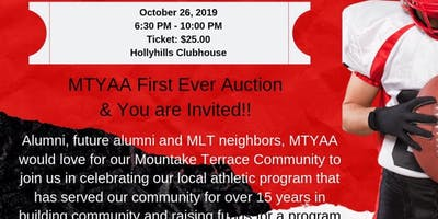 First Annual Football Auction