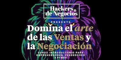Domina el arte de las Ventas y la Negociación