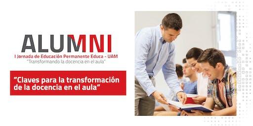 I Jornada de Educación Permanente Educa - UAM
