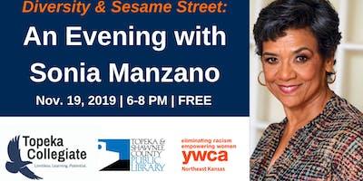 Diversity & Sesame Street: An Evening with Sonia Manzano