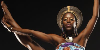 2019 Adams Park Community Festival - Afrofusion Dance by Rashida Abdullah