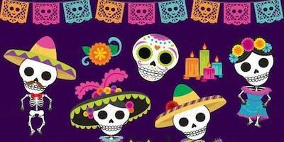 """""""Dia de los Muertos"""" - Cultural Event for Children at Sombrero Time"""