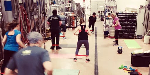 Burpees & Beer @ Burning Brothers Brewing
