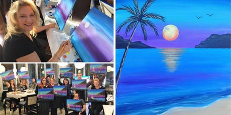 Sunset Dream Painting Event at Roy's La Jolla tickets