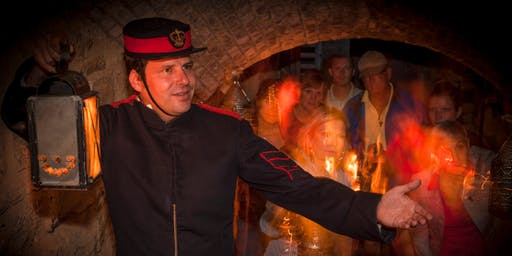 Halifax Citadel Ghost Tour - October 19