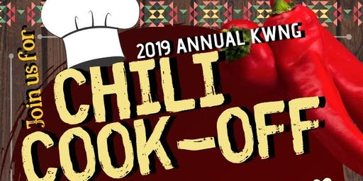 2019 KWNG Chili Cook Off!