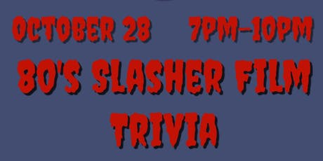 80's Slasher Film Trivia Night at Dave & Buster's Va Beach tickets