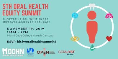 5th Oral Health Equity Summit