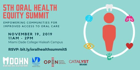5th Oral Health Equity Summit tickets