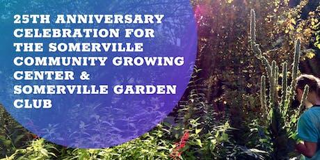 Somerville Community Greening Celebration tickets
