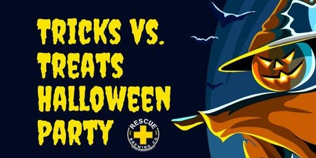 Rescue Brewing Company 3rd Annual Halloween Party tickets