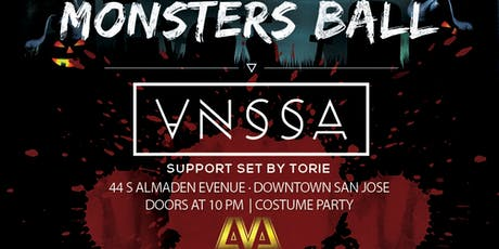 Monsters Ball w/ VNSSA (Dirtybird) tickets